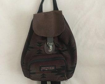 422608d46810 VTG Mini Jansport back pack from the 90s