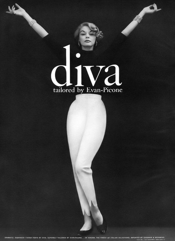 40s/ 50s vintage velvet cigarette pants, capris, … - image 4