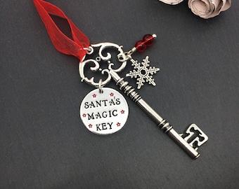 Santa's magic key, Santa key, Christmas key, Santa magic key, father Christmas key, Santa's key, Christmas eve, Father Christmas