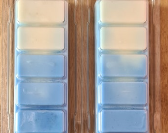 Blue Washing Wax Melt