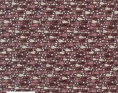 CLEARANCE Ship to Shore 706903-30 Fish by Lynette Anderson Fabric Collection Sold Per Long Quarter Metre Yard (Add 4 in Qty Box)