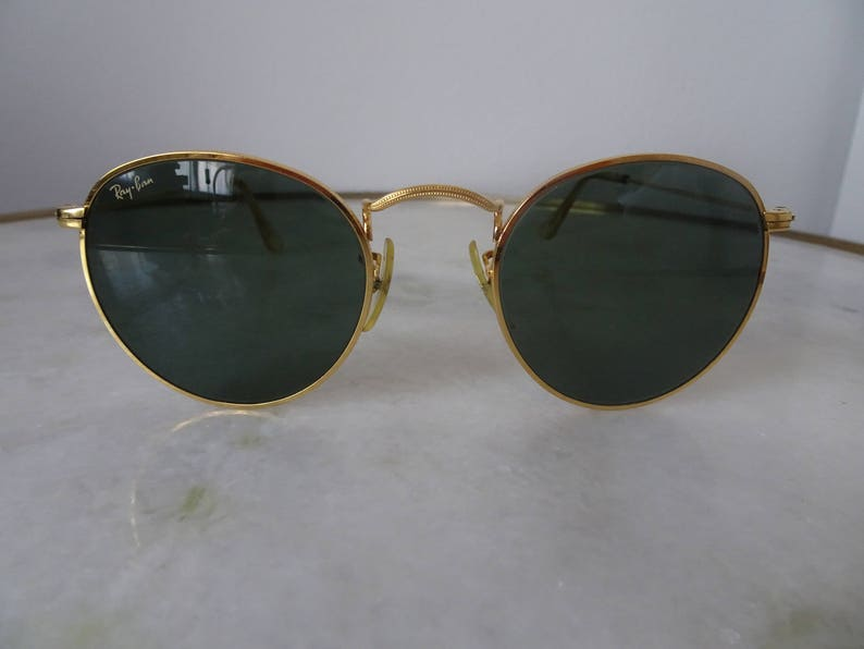 eaa53ef19c Ray Ban B L W1573 Round Classic Metals