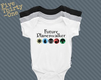 ffa113b14b18f3 Magic The Gathering Infant Bodysuit