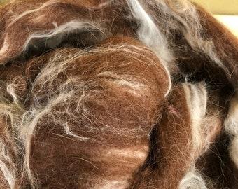 Alpaca and Angora for Chunch yarn