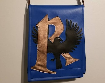 Ravenclaw Vinyl Shoulder Bag
