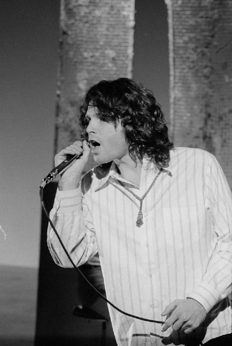 "Jim Morrison The Doors Photo Print 11x14/"""