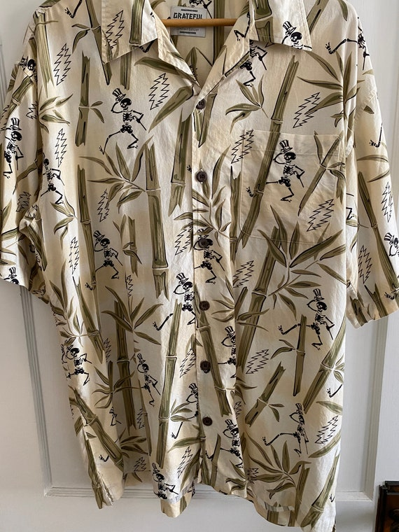 Vintage Grateful Dead Official aloha shirt