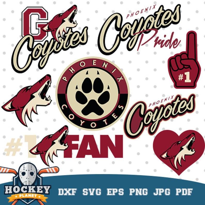 the latest bc0d2 bde26 Arizona Coyotes Hockey Team, Hockey logos, hockey game, hockey shop