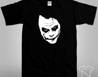 2bdf0a16 THE JOKER Why So Serious? Portrait T-Shirt