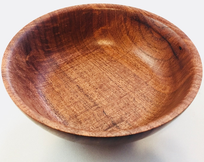 Handcrafted Texas Mesquite Bowl