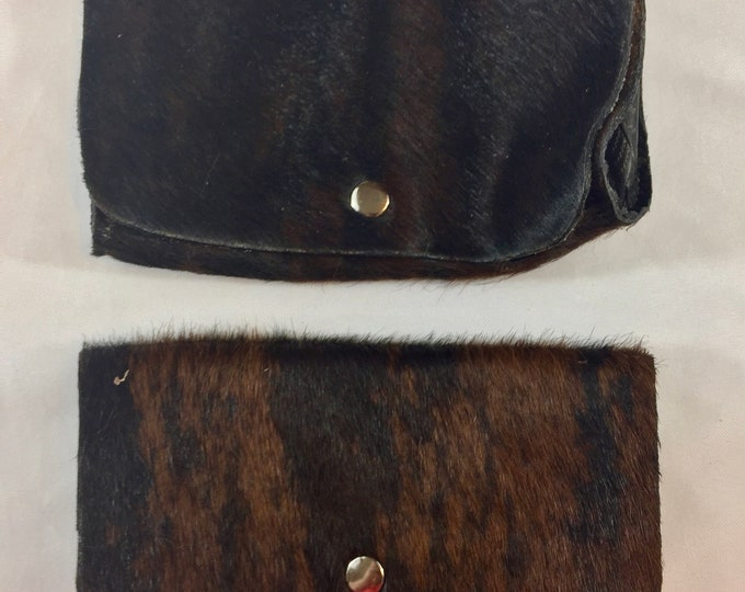 Handcrafted Cowhide Tobacco Pipe Pouch