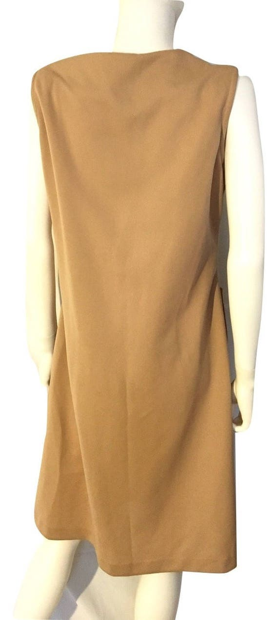 Vintage 70's Shirt Dress, Button Down Dress - image 2