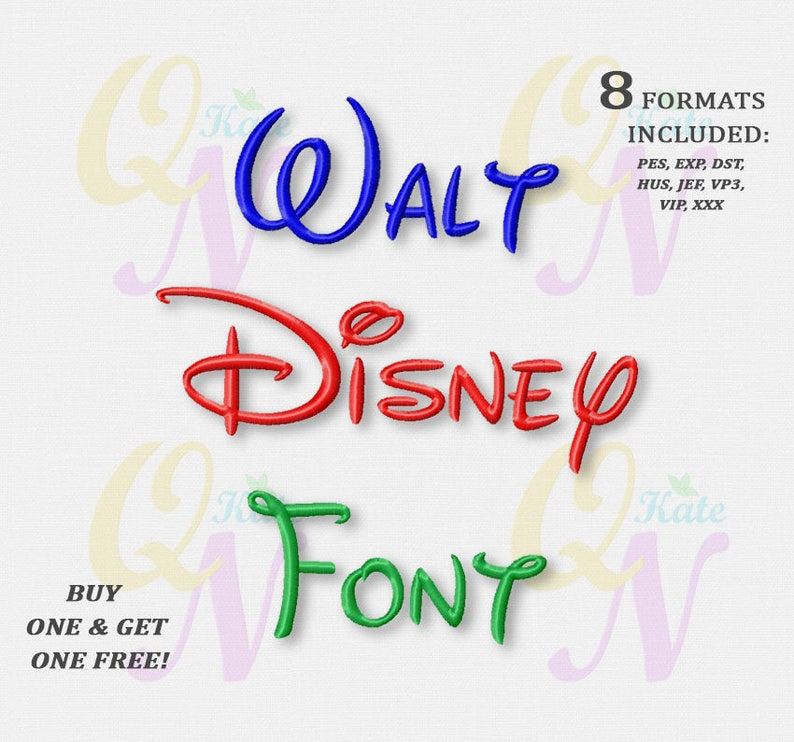 Free Embroidery Monogram Fonts To Download