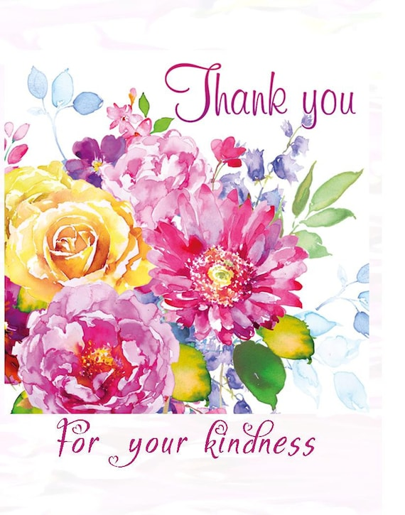 Jw jehovahs witnesses greeting card thank you etsy image 0 m4hsunfo