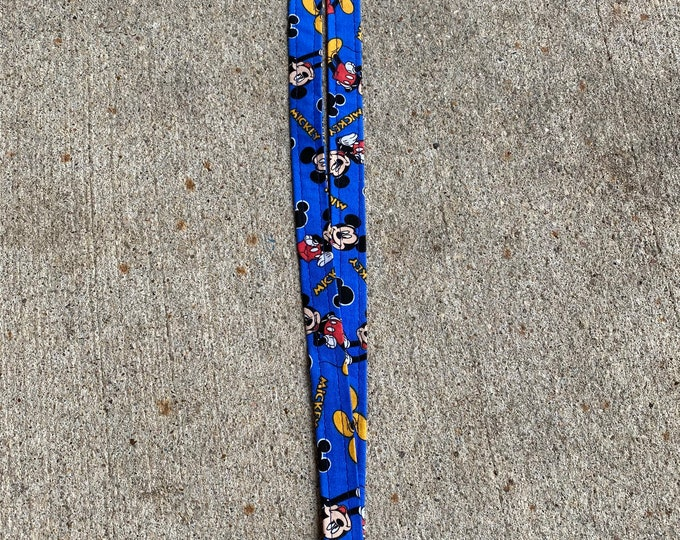 Mickey Mouse lanyard Mickey Mouse Keychain