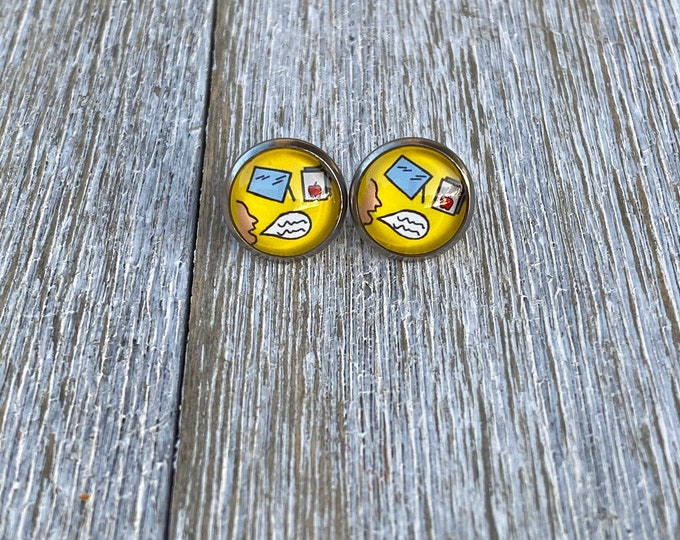 Speech therapy gift Speech Therapy earrings Speech therapy