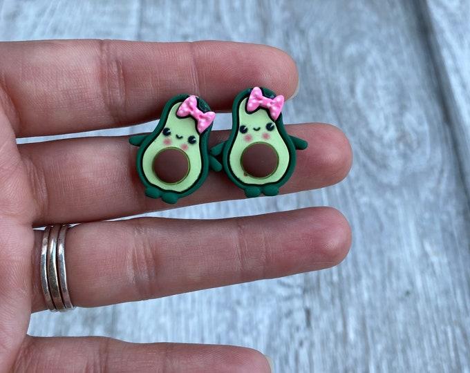 Avocado earrings avocado gift