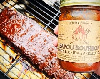 Bayou Bourbon Barbecue Sauce