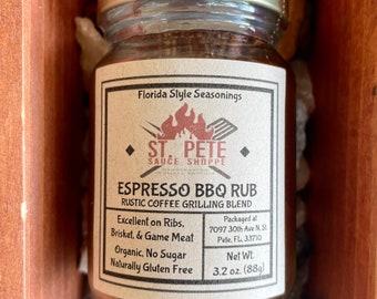 Espresso Barbecue Rub