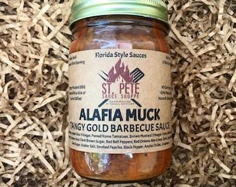 Alafia Muck Gold Barbecue Sauce
