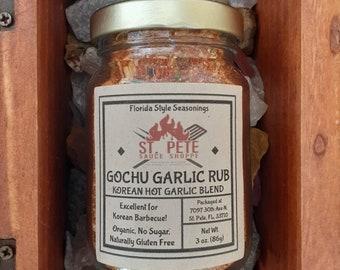 Wholesale Case - Gochu Garlic Rub
