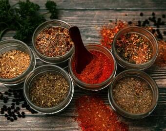 Signature Spice Set