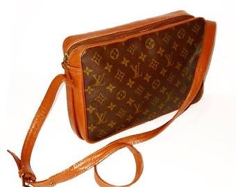 Authentic Vintage Louis Vuitton Bandouliere Crossbody Bag dfc0a938a237e
