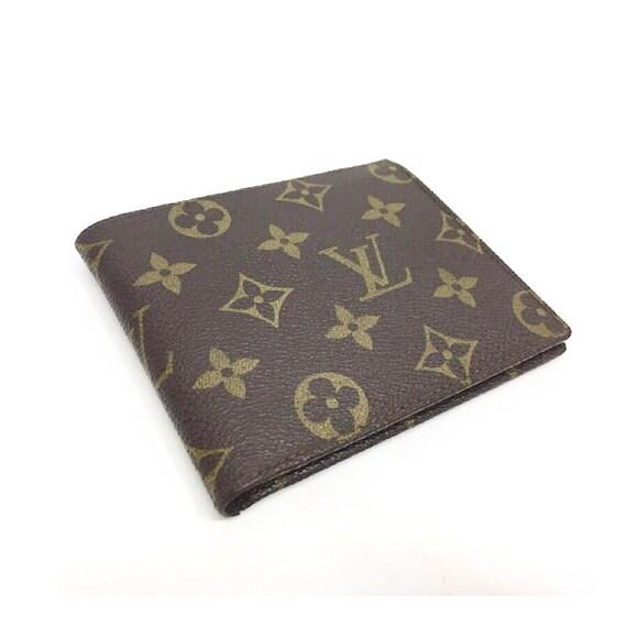 f901fa64881e Vintage authentique portefeuille Louis Vuitton Monogram   Etsy