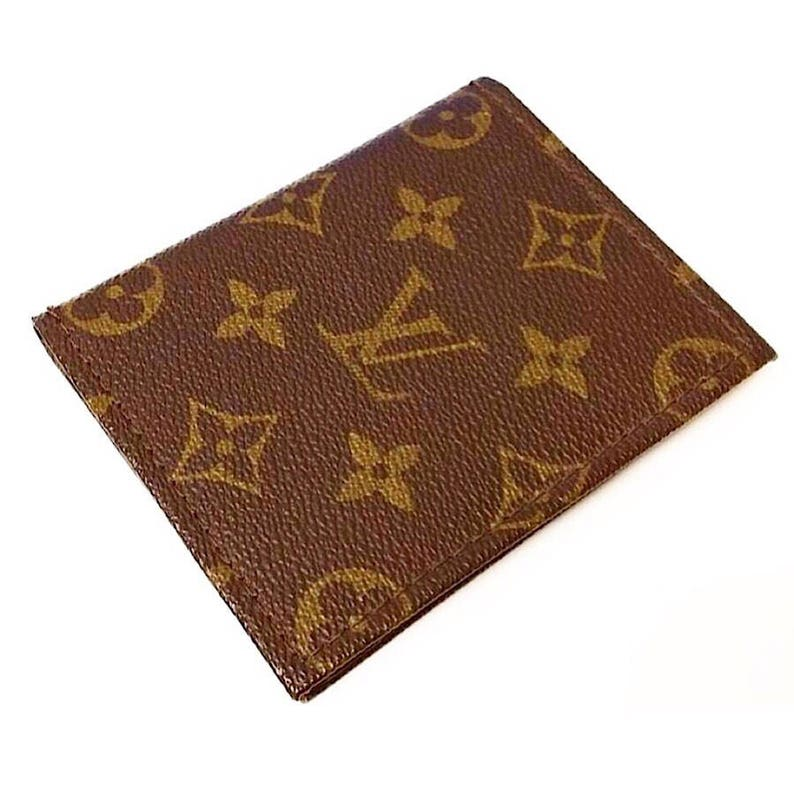 9dfaa2724d4d Authentic Vintage Louis Vuitton Monogram Card Holder