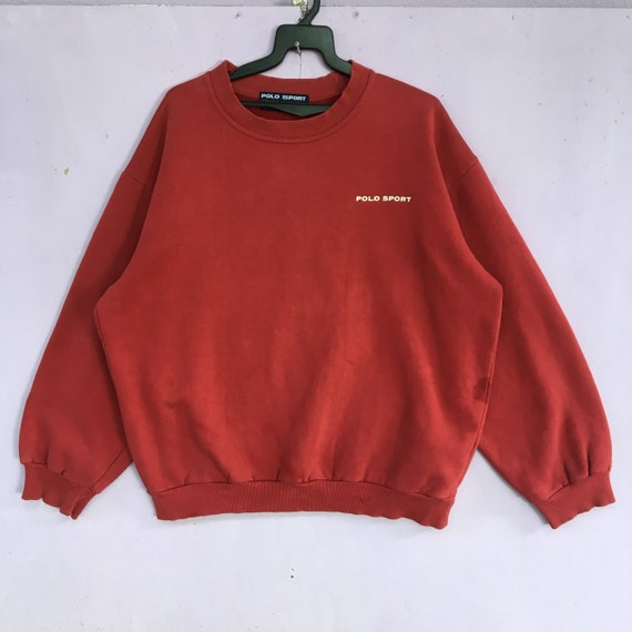 sweatshirt polo sport