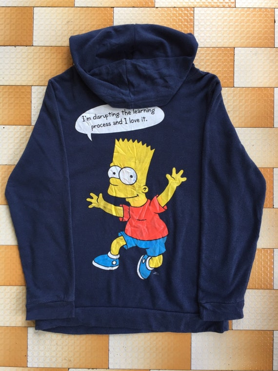 hoodies the simpson