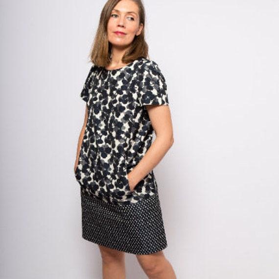 Max Mara Oversize Loose Dress with Pockets Medium