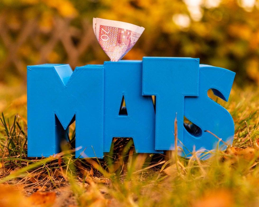 Personalized Money Box  Custom Name Money Box  Monogram image 1