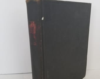 Vintage Art Book A Treasury of Art Masterpieces Renaissance to Present Day 1939