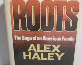 Vintage Roots Alex Haley The Sage of an American Family Hardcover