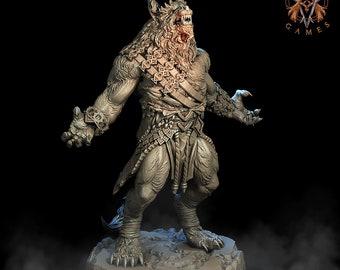 Classic Werewolf  Miniature