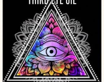Third Eye Oil