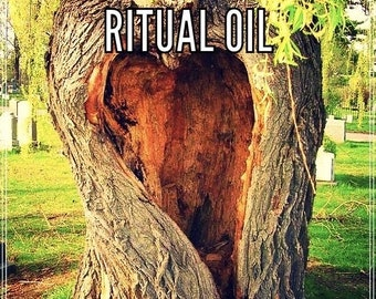 Enchanted Forest Ritual Oil