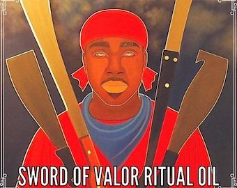 Sword of Valor Oil