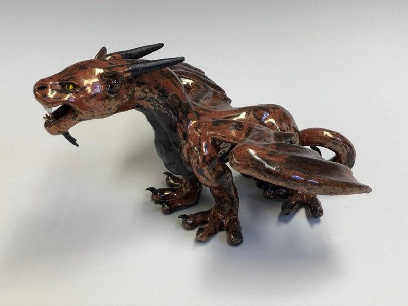 ceramic dragon Inauris