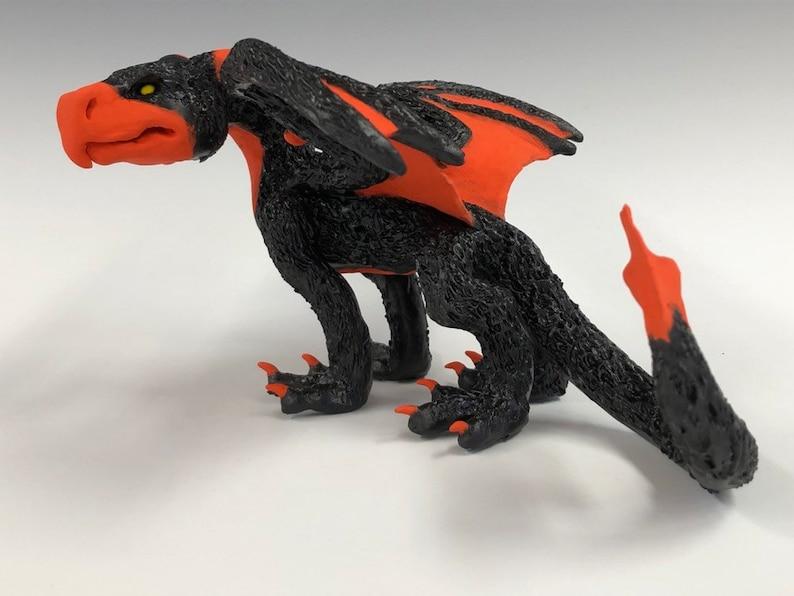 Rostro ceramic dragon