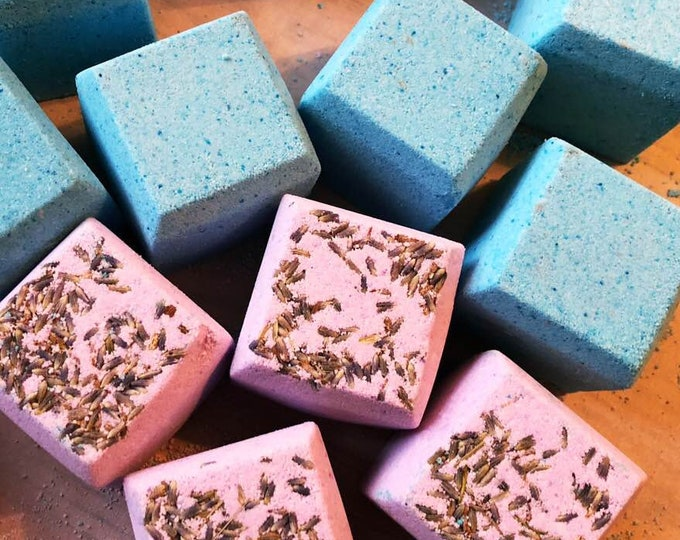 Best Selling Shower Steamers available in Eucalyptus Menthol, Blood Orange Lemon and Menthol, French Lavender and Frankincense and Lime