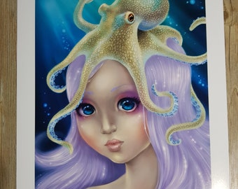Art Print Din A4 - Sea Princess