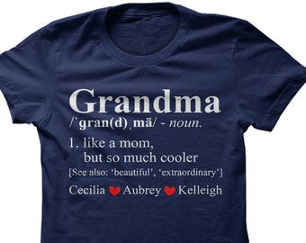Grandma shirt, grandma tshirt, grandma shirts, grandma t-shirt, Grandma hoodie, Grandma gift, grandma sweatshirt, grandma chritstmas shirt