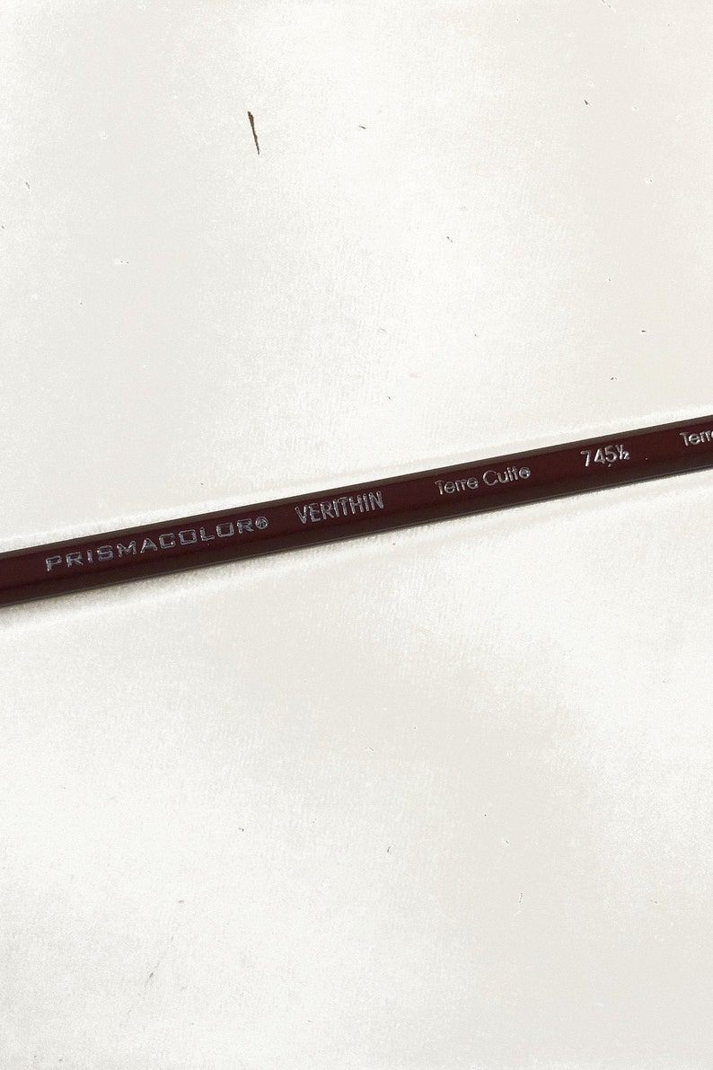Verithin Pencil 745-1//2 Terra Cotta
