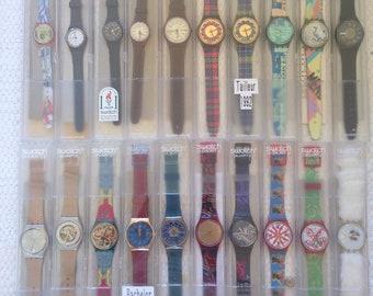 Vintage Standard Swatch
