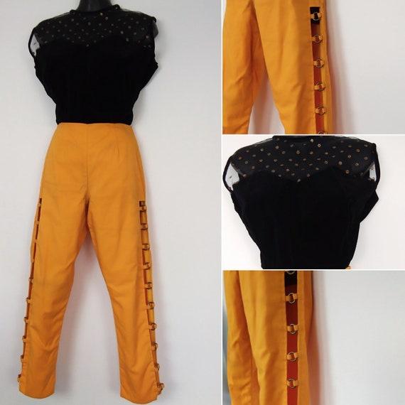 1950s style Capri pants