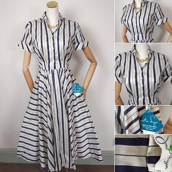 1950s Deadstock Jonathan Logan dress