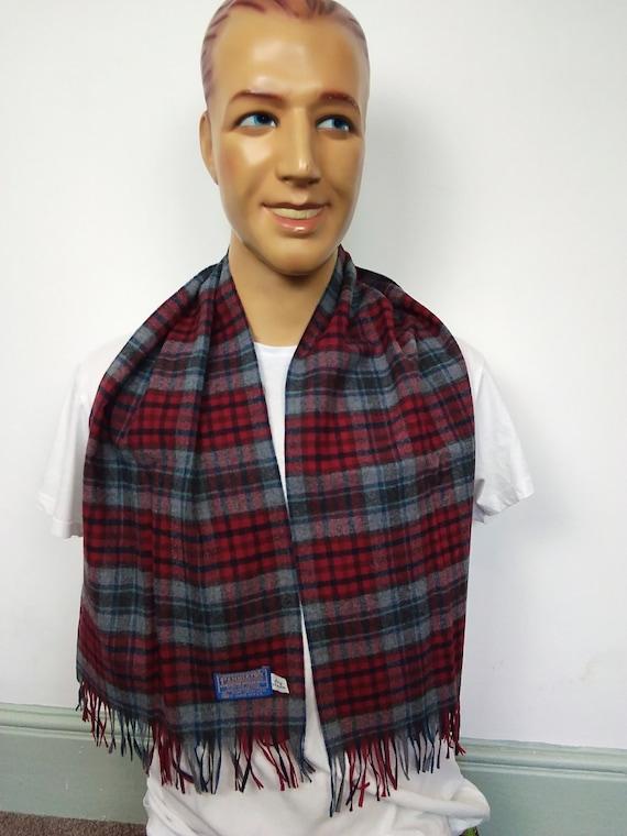 Vintage Pendleton scarf