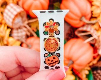 Turkey Thanksgiving Gobble Apple Watch or magic band charm